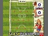 Игра Автомат настольного футбола онлайн