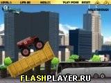 Монстр грузовик – скорая помощь