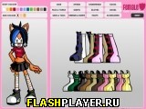 Игра Пушистая кукольная девочка онлайн