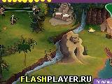 Игра Приключения Скуби 1 – Ярость речных потоков онлайн