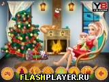 Семья Барби готовится к Рождеству
