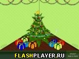 Игра Маленький новогодний побег онлайн