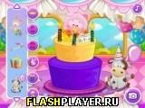 Торт с животным на день рождения