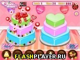 Торт Анны на день Валентина