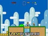 Игра Монолитный мир Марио онлайн