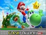 Супер Марио – спрятанные буквы