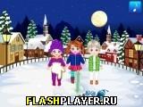 Зимняя забава Сары