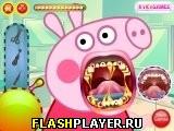 Свинка Пеппа у дантиста