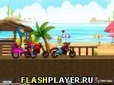 Супер гонка Симпсонов
