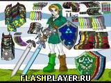Игра Одень воина онлайн