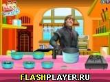Кристоф готовит пряные яйца