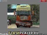 Игра Авария грузовика онлайн