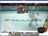 Игра Профессиональный хоккей Молсон онлайн