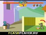 Игра Флибэг против Мута онлайн