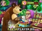 Маша и Медведь – Беда на кухне