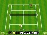 Бен 10 – звезда тенниса
