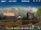 Игра Транспортёр пиломатериалов 3 онлайн