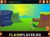 Забавное приключение черепахи