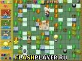 Супер Марио и бомбы