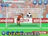 Игра Кукольный вратарь онлайн
