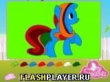 Изящный пони