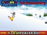Игра Том на сноуборде онлайн