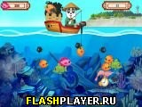 Игра Сумасшедшая рыбалка панды онлайн