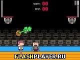 Игра Баскетболисты онлайн