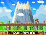Игра Марио защищает Тоада онлайн