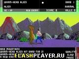 Игра Barbftr онлайн