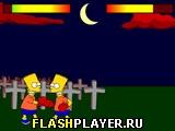 Игра Боевые Симпсоны онлайн