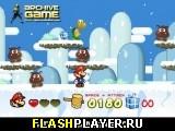 Игра Марио и конфеты на Хэллоуин онлайн