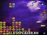 Игра Тыквы с лицами онлайн