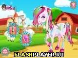 Лошадь в салоне красоты