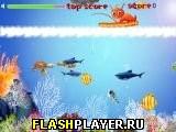 Игра Белка на рыбалке онлайн