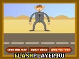 Игра Обезьяна переходит дорогу онлайн