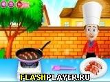 Игра Флорентийская яичная пицца онлайн