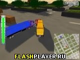 3Д доставка на грузовике