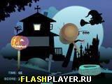 Игра Охотник за призраками Хэлоуин онлайн