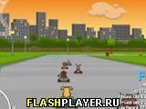Игра Гонка щенков онлайн
