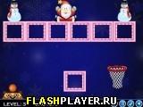 Баскетбольная рождественская забава