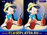 Пиноккио Различия