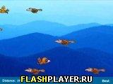 Игра Помоги птенцу онлайн
