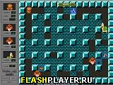Игра Игра с огнём 3 – Мир Марио онлайн