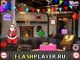 Спасите Санту с рождественскими подарками