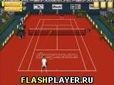 Игра Реальный теннис онлайн
