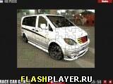 Игра Mercedes-Benz Vito онлайн