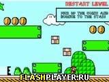 Прыгучий Супер Марио
