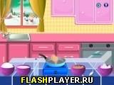 Игра Блины с икрой онлайн