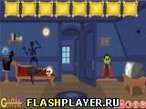 Игра Побег из кошачьей комнаты онлайн